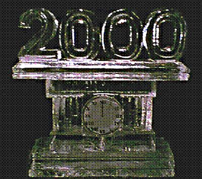 [Image - 2000 on a clock]