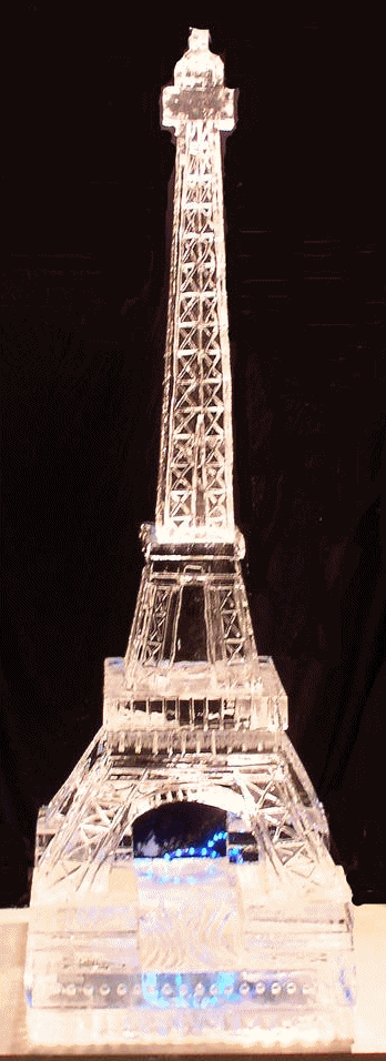 Click on image to view full size [ Voila! Double block Eiffel Tower ]