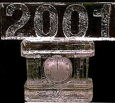 [Image - Large New Years Eve Clock]